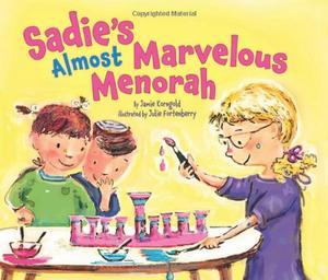 SADIE'S ALMOST MARVELOUS MENORAH