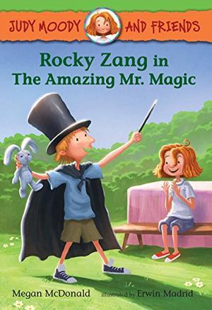 ROCKY ZANG IN THE AMAZING MR. MAGIC