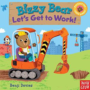 BIZZY BEAR, LET'S GET TO WORK!
