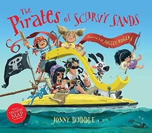 THE PIRATES OF SCURVY SANDS