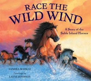 RACE THE WILD WIND