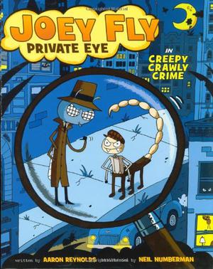 JOEY FLY, PRIVATE EYE, IN CREEPY CRAWLY CRIME