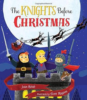 THE KNIGHTS BEFORE CHRISTMAS