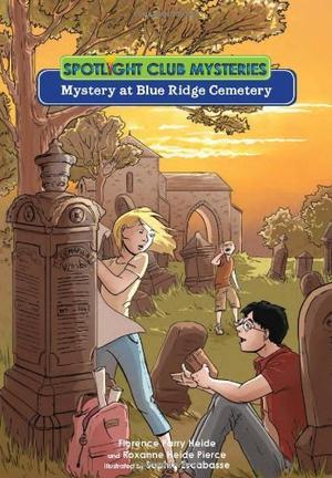 MYSTERY AT BLUE RIDGE CEMETERY