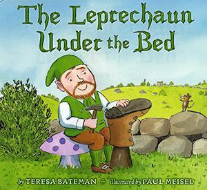 THE LEPRECHAUN UNDER THE BED