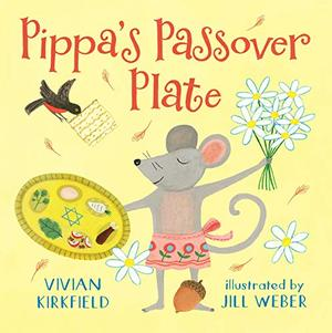PIPPA'S PASSOVER PLATE