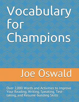 VOCABULARY FOR CHAMPIONS