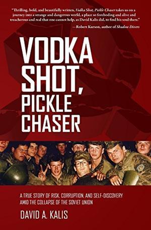 VODKA SHOT, PICKLE CHASER