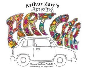Arthur Zarr's Amazing Art Car