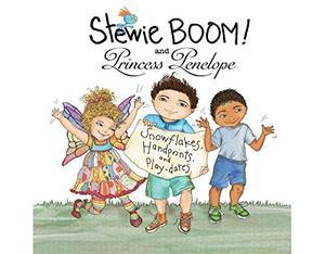 STEWIE BOOM! AND PRINCESS PENELOPE