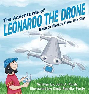 THE ADVENTURES OF LEONARDO THE DRONE