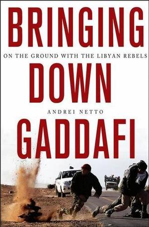 BRINGING DOWN GADDAFI