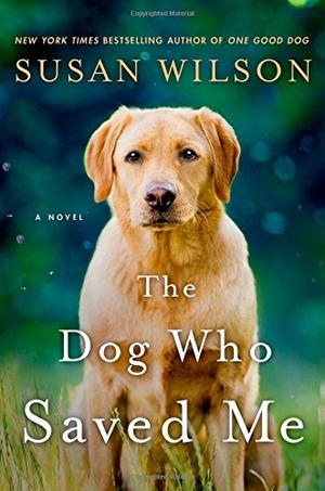 THE DOG WHO SAVED ME