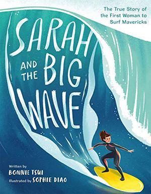 SARAH AND THE BIG WAVE