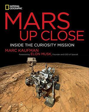 MARS UP CLOSE