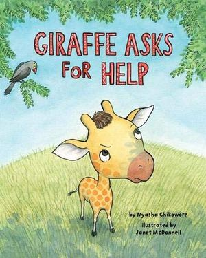 GIRAFFE ASKS FOR HELP