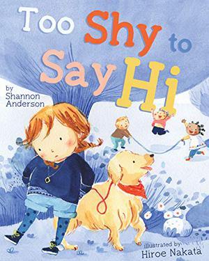 TOO SHY TO SAY HI