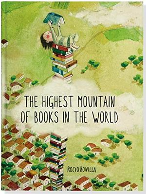 THE HIGHEST MOUNTAIN OF BOOKS IN THE WORLD
