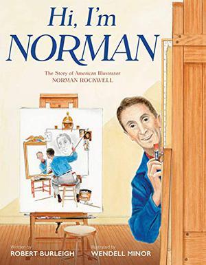 HI, I'M NORMAN