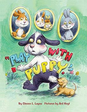 PLAY WITH PUPPY