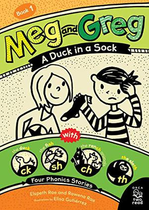 A DUCK AND A SOCK
