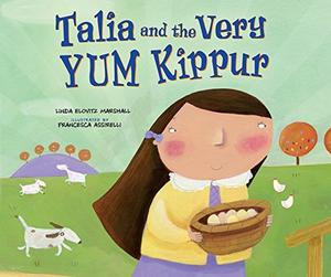 TALIA AND THE VERY YUM KIPPUR