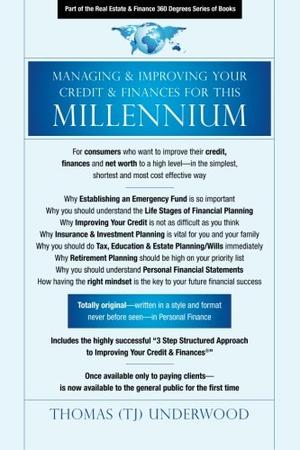 Managing & Improving Your Credit & Finances for this MILLENNIUM
