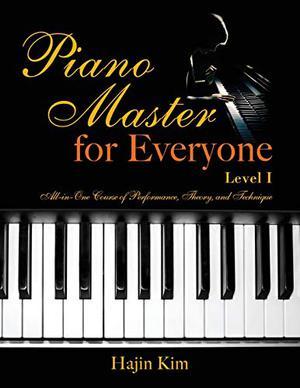 PIANO MASTER FOR EVERYONE LEVEL I