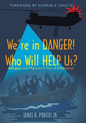 WE'RE IN DANGER! WHO WILL HELP US?