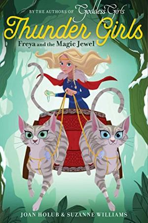 FREYA AND THE MAGIC JEWEL