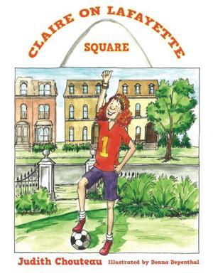 Claire on Lafayette Square