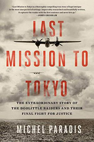 LAST MISSION TO TOKYO