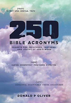 250 BIBLE ACRONYMS