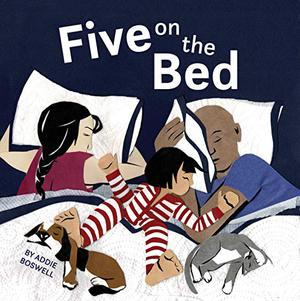 FIVE ON THE BED