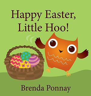 HAPPY EASTER, LITTLE HOO!