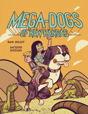 MEGA-DOGS OF NEW KANSAS