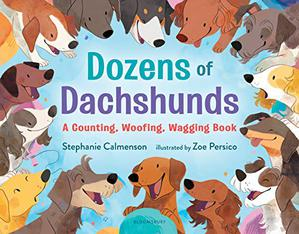 DOZENS OF DACHSHUNDS