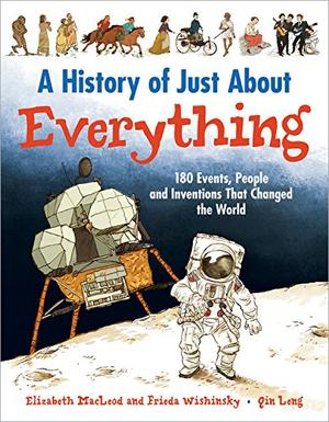 A HISTORY OF JUST ABOUT EVERYTHING