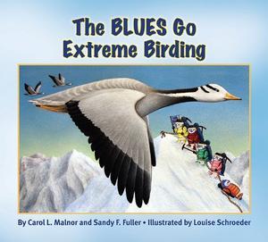 THE BLUES GOES EXTREME BIRDING