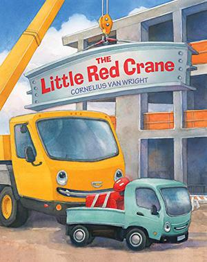 THE LITTLE RED CRANE