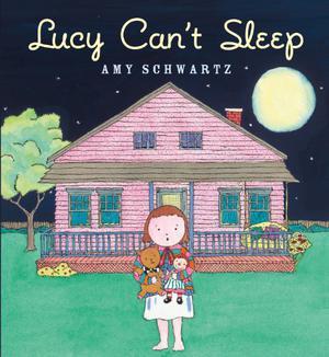 LUCY CAN'T SLEEP
