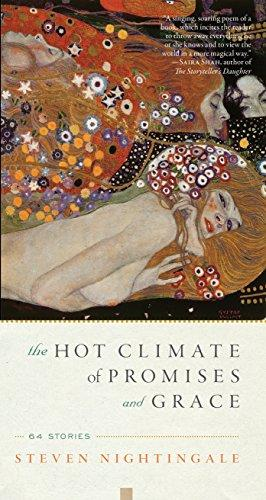 THE HOT CLIMATE OF PROMISES AND GRACE