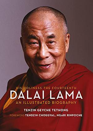 HIS HOLINESS THE FOURTEENTH DALAI LAMA