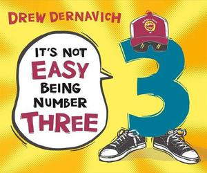 IT'S NOT EASY BEING NUMBER THREE