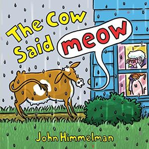 THE COW SAID MEOW