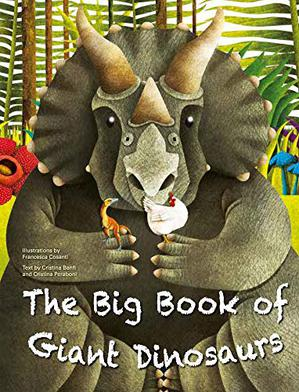 THE BIG BOOK OF GIANT DINOSAURS AND THE SMALL BOOK OF TINY DINOSAURS