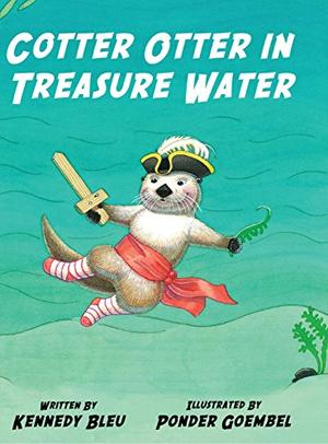 Cotter Otter in Treasure Water