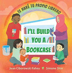 I'LL BUILD YOU A BOOKCASE / TE HARÉ TU PROPIO LIBRERO