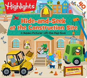 HIDE-AND-SEEK AT THE CONSTRUCTION SITE