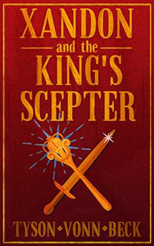 XANDON AND THE KING'S SCEPTER